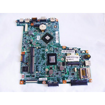 Placa Mãe Cce Win Ultra U25 + Intel Dual Core Sr08n Original