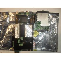Placa Mãe P/ Notebook Cce Ncv C5h6 Com Processador Celeron