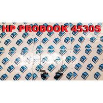 Par De Dobradiças Do Lcd Hp Probook 4530s