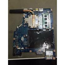 Placa Mãe Notebook Lenovo G460 C/processador I3 Incluso