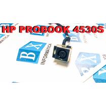 Dcjack De Energia Hp Probook 4530s