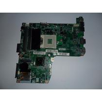 Placa Mãe Notebook Cce X345 / Aceita Core I3 / I5 / I7