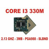 Processador Core I3 330m Notebook 1ª Geração Pga988