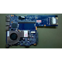 Placa Mãe Netbook Philco 10c 6-71-w2100-d04 + Cooler