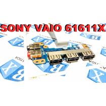 Placa Audio Usb Sony Vaio 61611x Vpcee Séries Da0ne7tb6d0