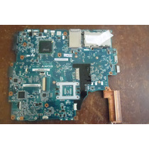 Placa Mae Com Defeito - Notebook Sony Vaio Vgnfw160 Ae