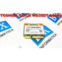 Mini Pci Wireless + Bluetooth Toshiba Click Wd35dt Qcwb335