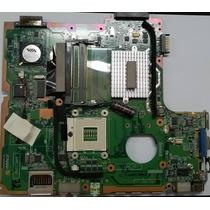 Placa Mãe Do Notebook Semp Toshiba Sti 1462 C/ Defeito