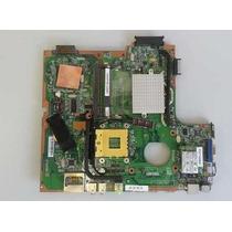 Placa Mãe Notebook Semp Toshiba Is-1462 Socket Amarelo