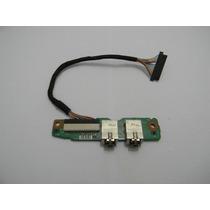 Placa Áudio Hp - Model Compaq V6000 P/n Daat8bab8b9 Cód 1350