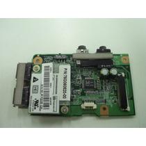 Placa De Som + Usb + Fax Modem Notebook Cce Nestera Acteon