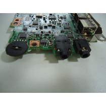 Placa De Saída De Audio Toshiba 5005-s504