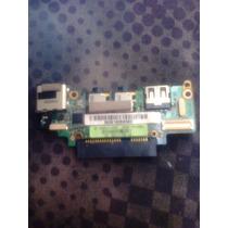 Placa Usb / Som / Sata / Rede Netbook Asus Eee-pc 1008ha