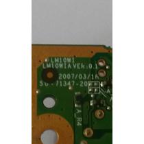 Placa De Áudio Semp Toshiba Lm10wa 50-71144-07 Is-1522 V3515