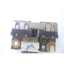 Placa Conector Usb Hp Dv4 Compaq Cq40 C45 Séries Ls-4101p