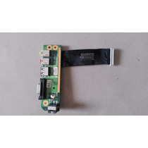 Placa Conector Usb Notebook Sti Is 1412 1413 1414