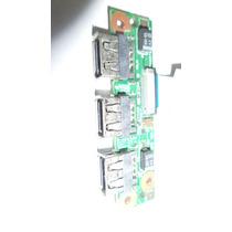 Placa Usb Notebook Cce Win T545p P/n M46g Usb Npb