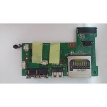 Placa Usb / Rede / Cartão Microboard Iron I585 I5xx/i3xx