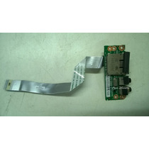 Placa Filha Usb Do Notebook Positivo Sim+ 7635 7400 Serie