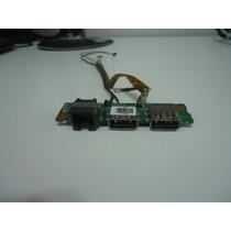 Placa Usb - Rj11 Notebook Intelbras I532/i534 Séries Usado