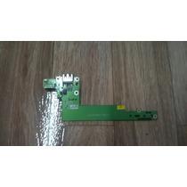 Placa Usb E Power Jack Acer Aspire 5050 Da0zr1pb6d1 (2525)
