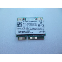Placa Wireless Netbook Sony Vaio Pcg-21311x Vpcm120ab