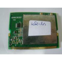Placa Wireless Notebook Itautec W7635 E Outros 100%