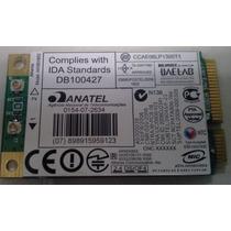 Placa Wireless Bg Mini-pci Compaq Cq 60 ( R139e )