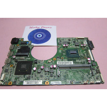 Placa Mae Notebook Cce Ultra Thin T345 Proc Core I3 3217u
