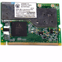 Placa Wireless Semp Toshiba Satellite A75 Ar5mbm-43 (5811)