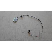 Placa Wireless + Conector Rj11 Notebook Evolute S430 Usado