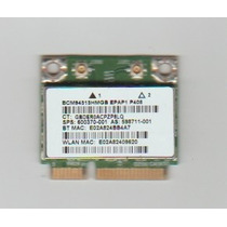 Placa Wifi Original Note Hp Pavilion Dv6 3290br