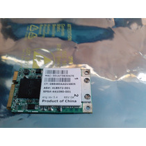 Hp Broadcom Wifi Wireless 802.11g,mini-pci,1 Mbps,441090-00