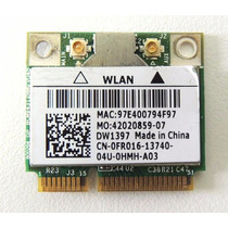 Placa Wireless C2 Notebook Dell Inspiron N4030