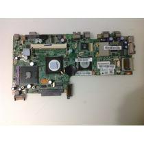 Placa Mãe P/ Notebook Cce Win W52 W55 W78 (com Defeito)