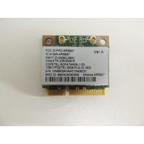 Placa Wireless Acer Aspire 5750z