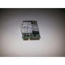 Placa Wireless Notebook Hp Pavilion Tx 1000 Usado