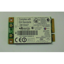 Placa Mini Pci Wireless Notebook Hp Pavilion Dv5 1260br