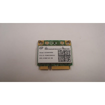 Placa De Rede Wireless Notebook Hp Dm4 1265-dx E Outros Nova