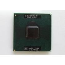 Processador Intel Pentium T4200 Notebook Slgjn Pga 478