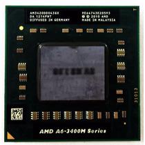 Processador Notebook Amd A6-3400m Series Samsung E Outros