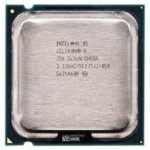 Processador Intel® Celeron® D 356 / 3.33ghz Socket Lga 775