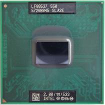 Processador Intel Celeron M 550 2.0ghz/1mb/533mz Socket P478