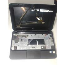 Carcaça Netbook Hp Mini 210-1025br- Completa