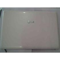 Lg Notebook A410 Tampa Lcd Branca + Antenas Wireless