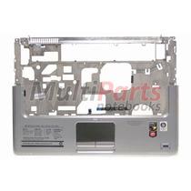 Carcaça Com Touchpad Hp Pavilion Dv5 C/ Leitor Biometrico