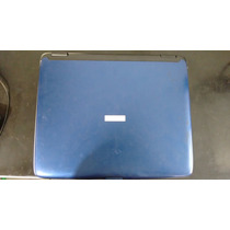 Carcaça Notebook Toshiba Satellite A60-s166 C/touchpad