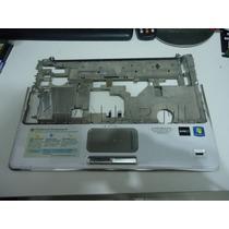 2789 - Carcaça Palmrest Hp Dv4 + Touchpad + Fingerprint