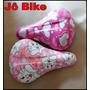 Selim Banco Infantil Kalf Cartoon Kids Bicicleta Aro 16/20
