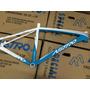 Quadro Astro Centurion 26 Hardtail Xc Azul Claro Aluminio